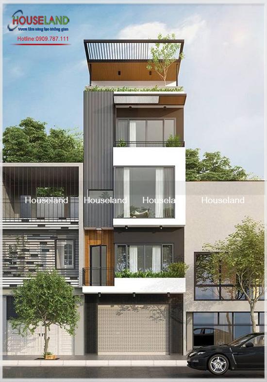 công ty nào thiết kế nhà phố đẹp